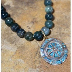 Ship Wheel Necklace Limited...