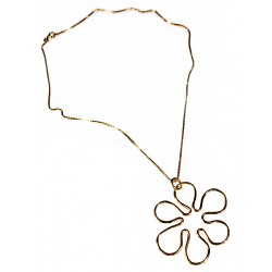 Gold Filled Wire Floral...
