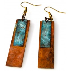 Verdigris and Earth Patina...