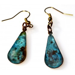 Patina Brass Bohemian Chic...