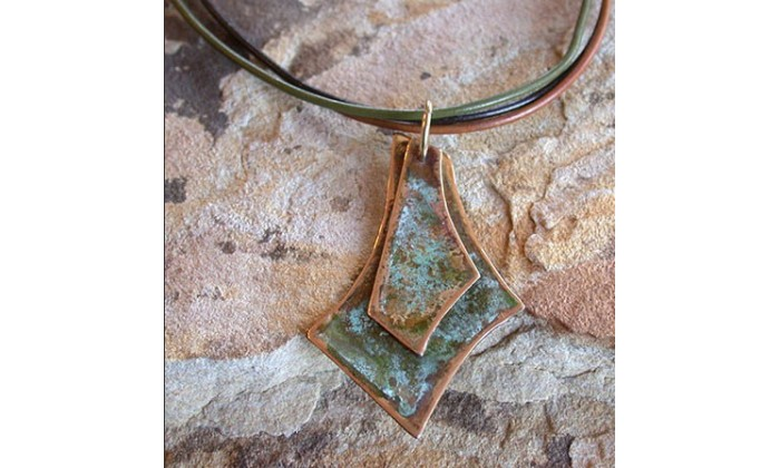 Etched Jewelry Collections by Elaine Coyne